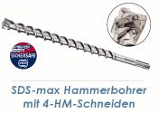 25 x 540/400mm SDS-max Hammerbohrer Pro 4-Schneider (1 Stk.)