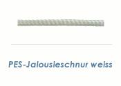 1,7mm PES- Jalousieschnur weiß  (je 1 lfm)