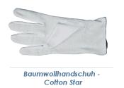Baumwollhandschuh Cotton Star Gr. 9,5 (L) (1 Stk.)