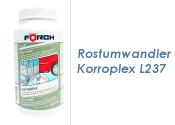 Rostumwandler Korroplex L237 - 1000ml  (1 Stk.)