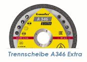 115 x 1,6mm Trennscheibe f. Metall / Edelstahl E346 Extra...