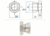 M12 Abreißmutter Edelstahl A2 (1 Stk.)