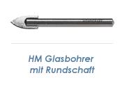 6mm Glasbohrer HM  (1 Stk.)