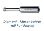 6mm  Diamant Fliesenbohrer   (1 Stk.)