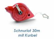 Schnurlot / Schlagschnur 30m (1 Stk.)