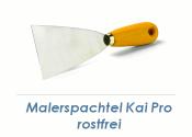 80mm Malerspachtel Kai Pro rostfrei (1 Stk.)
