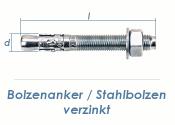 M10 x 90mm Bolzenanker verzinkt (1 Stk.)