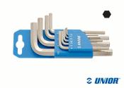 SW1,5 - 10 UNIOR Sechskant Stiftschlüsselset...