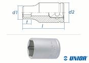 """SW10 UNIOR Sechskant-Steckschlüssel mit 1/4""""..."""