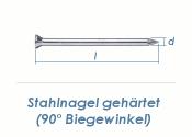 3,5 x 65mm Stahlnägel gehärtet verzinkt (10 Stk.)