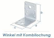 70 x 70 x 55mm Winkel verzinkt (1 Stk.)