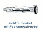 M4 x 38/32-38mm Hohlraumdübel (1 Stk.)