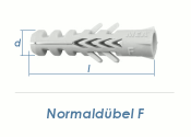 16 x 80mm Normaldübel F (1 Stk.)