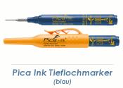 Pica Ink Tieflochmarker blau (1 Stk.)