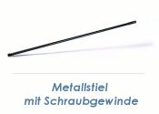 24mm Metallstiel mit Schraubgewinde (1 Stk.)