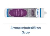 Brandschutzsilikon 310ml grau (1 Stk.)