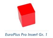 54 x 54mm Einsatzbox Gr.1 für EuroPlus Pro M/K  (1...