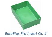 108 x 162mm Einsatzbox Gr.4 für EuroPlus Pro M/K  (1 Stk.)