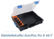 Kleinteilekoffer EuroPlus Pro K 44/7 (1 Stk.)
