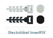 5,5mm Steckdübel InsertFIX grau (10 Stk.)