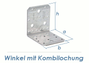 100 x 100 x 90mm Winkel verzinkt (1 Stk.)