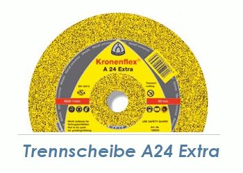 125 x 2,5mm Trennscheibe f. Metall A24 Extra (1 Stk.)