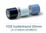 50mm VDE Isolierband schwarz - 10m Rolle (1 Stk.)