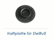 Haftplatte für 38mm Stellfuß (1 Stk.)