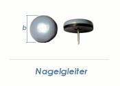22mm Nagelgleiter HDPE (1 Stk.)