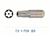 TX25 + PIN  Bit für Sicherheitsschrauben (1 Stk.)