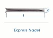 8 x 90mm Express Nägel verzinkt (10 Stk.)