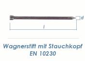 1,4 x 25mm Wagnerstifte Stauchkopf blank (1kg Paket)