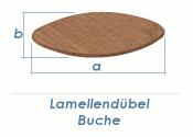 Gr. 0 Holzlamellendübel Buche (10 Stk.)